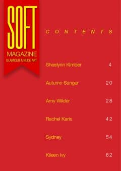 Soft Magazine – March 2018 – Sydney