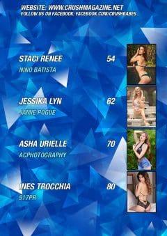 Crush Magazine – Redheads – Elizaveta Bondarenko