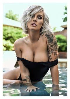 INKX Magazine – July 2018 – Briana Fernandes
