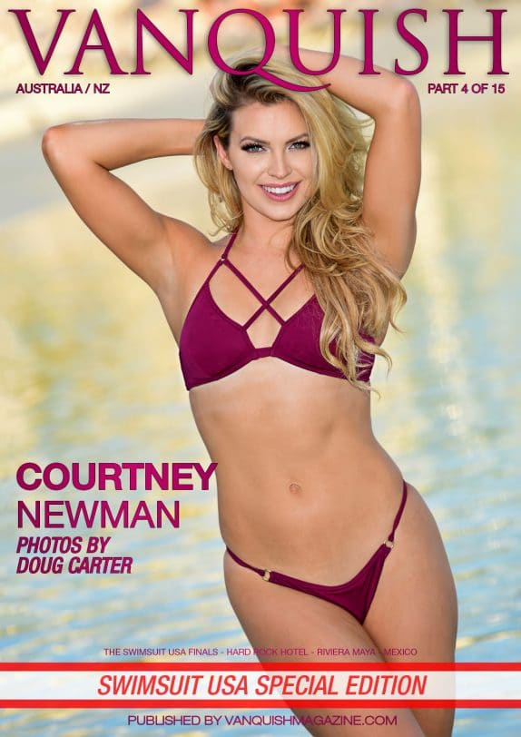 Vanquish Magazine - Swimsuit USA - Part 4 - Courtney Newman 4