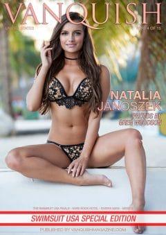 Vanquish Magazine – Swimsuit USA – Part 4 – Natalia Janoszek