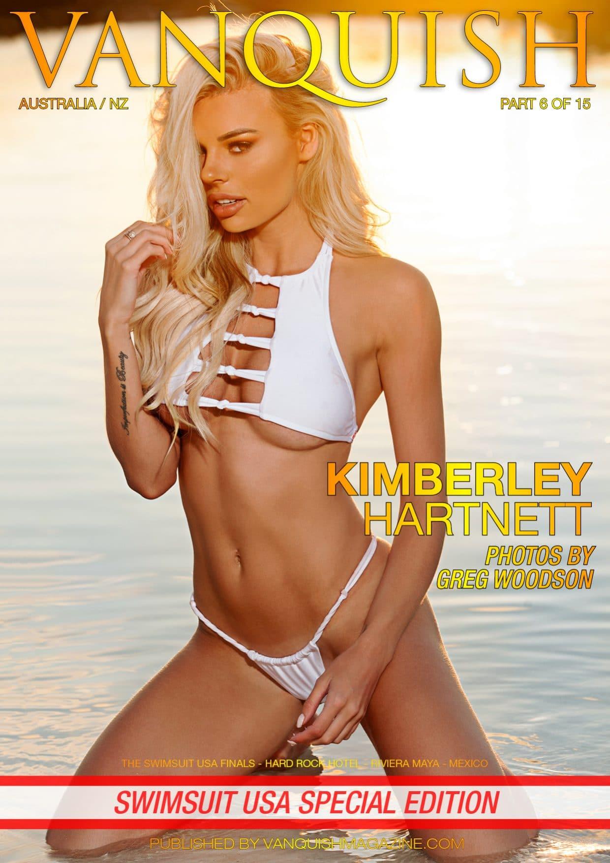 Vanquish Magazine - Swimsuit USA - Part 6 - Kimberley Hartnett 1