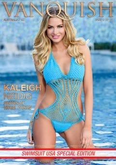 Vanquish Magazine – Swimsuit USA – Part 8 – Kaleigh Neidig