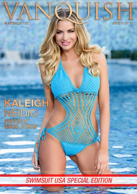 Vanquish Magazine - Swimsuit USA - Part 8 - Kaleigh Neidig 7